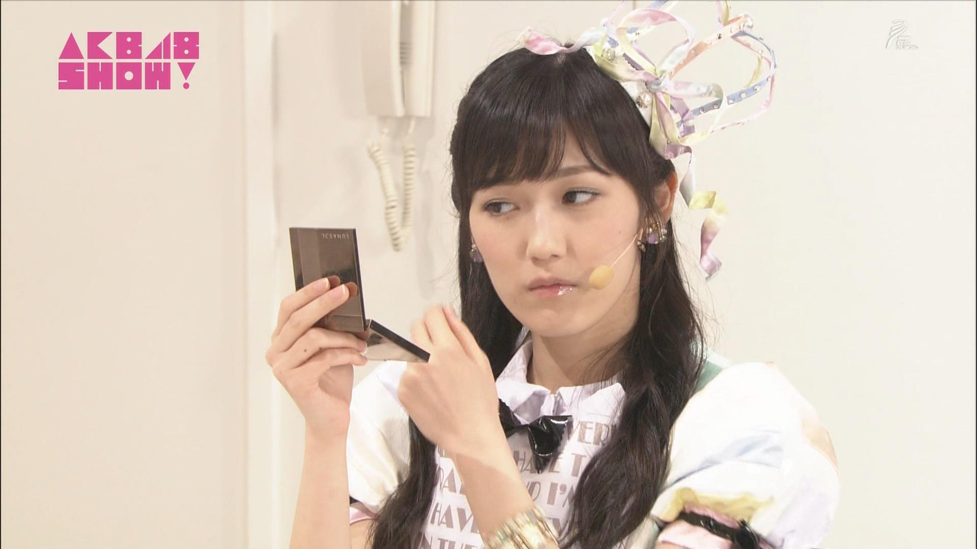 AKB48SHOW 心のプラカード 渡辺麻友 20140830 (3)