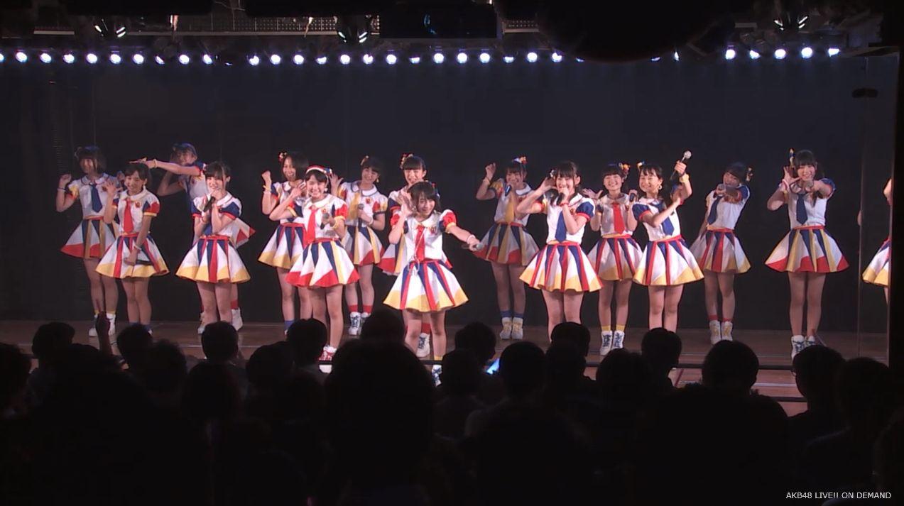 チーム8坂口渚沙 劇場公演デビュー 20140806 (167)