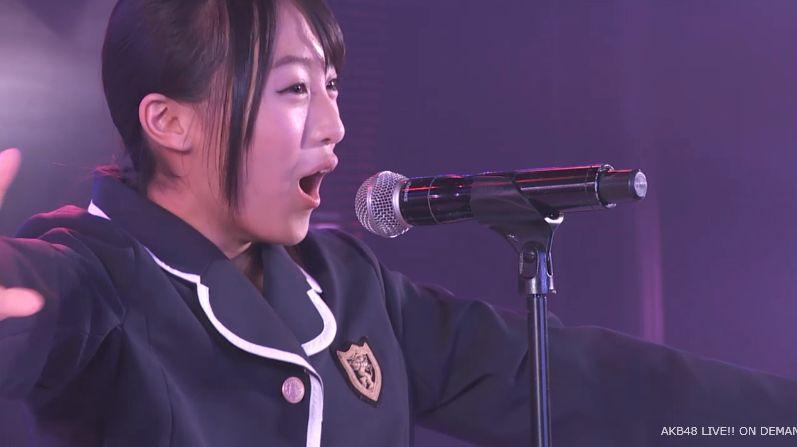 チーム8坂口渚沙 劇場公演デビュー 20140806 (80)