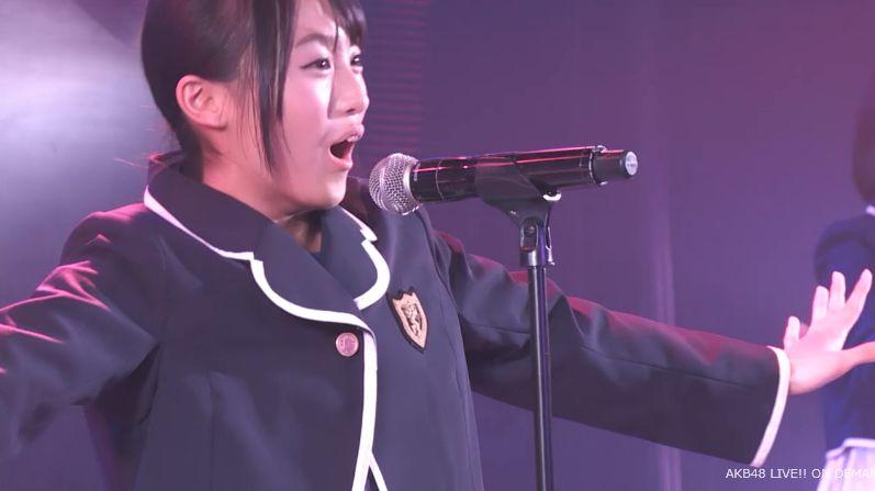 チーム8坂口渚沙 劇場公演デビュー 20140806 (87)
