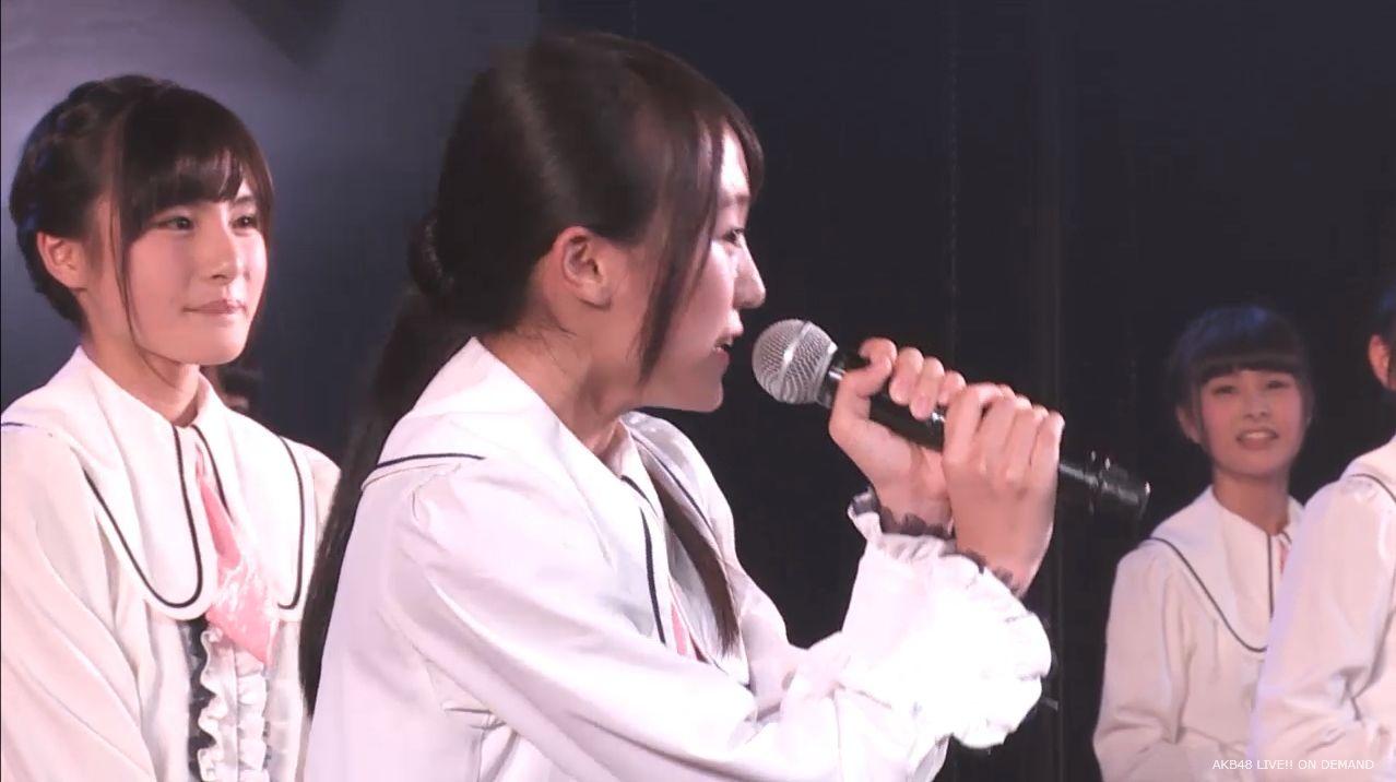 チーム8坂口渚沙 劇場公演デビュー 20140806 (15)