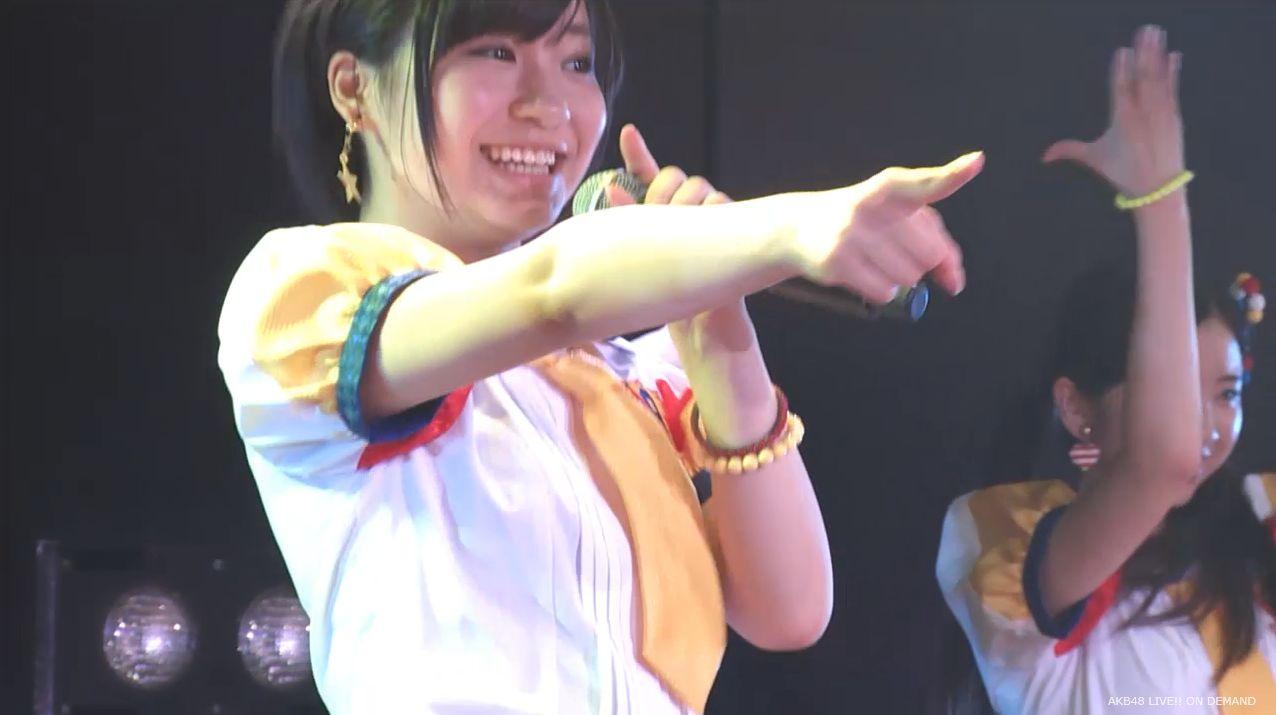 AKB48チーム8 言い訳Maybe 20140805 (10)