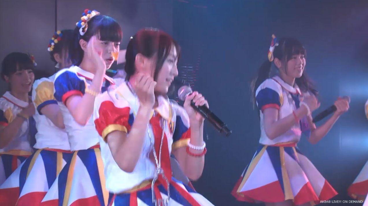 チーム8坂口渚沙 劇場公演デビュー 20140806 (157)