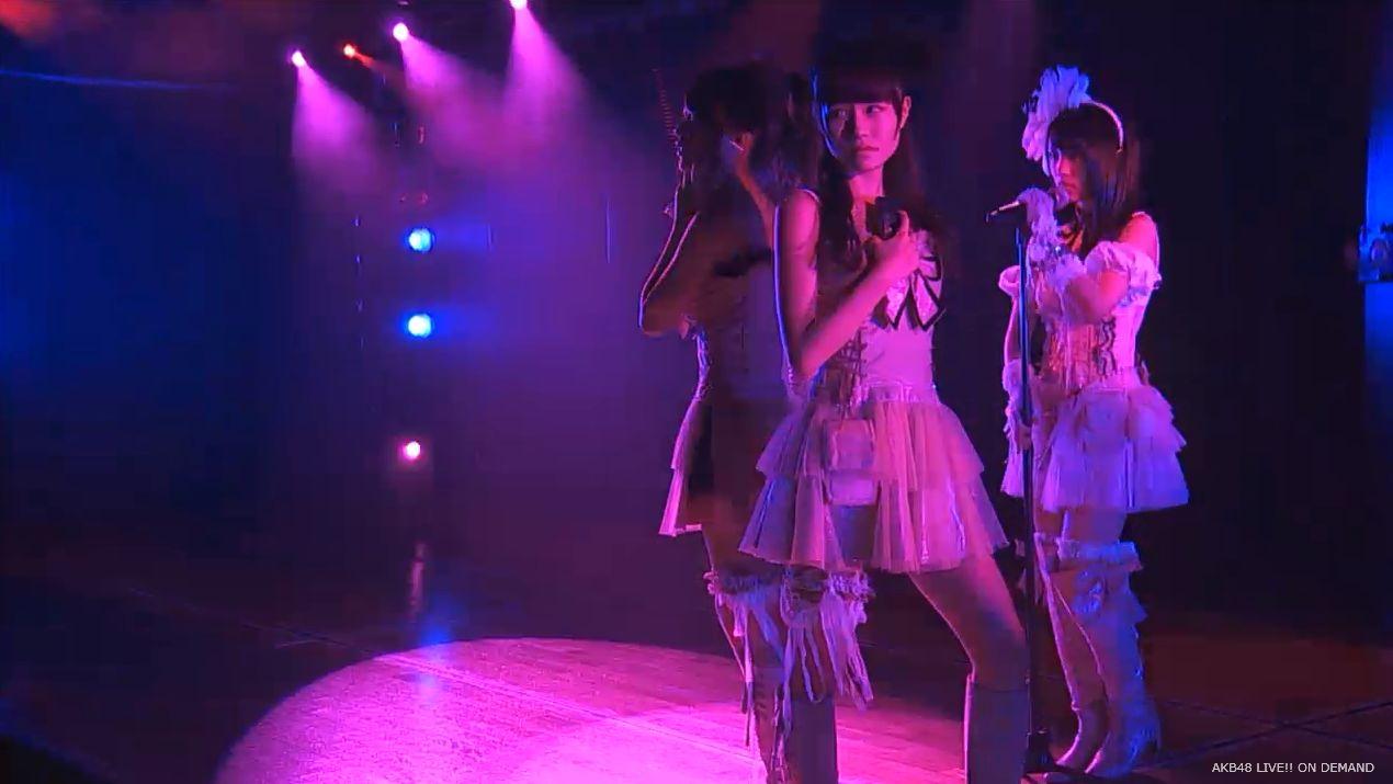 AKB48向井地美音 チーム4公演 残念少女 20140731 (11).JPG