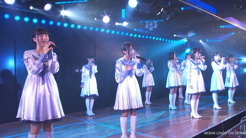 チーム8坂口渚沙 劇場公演デビュー 20140806 (72)