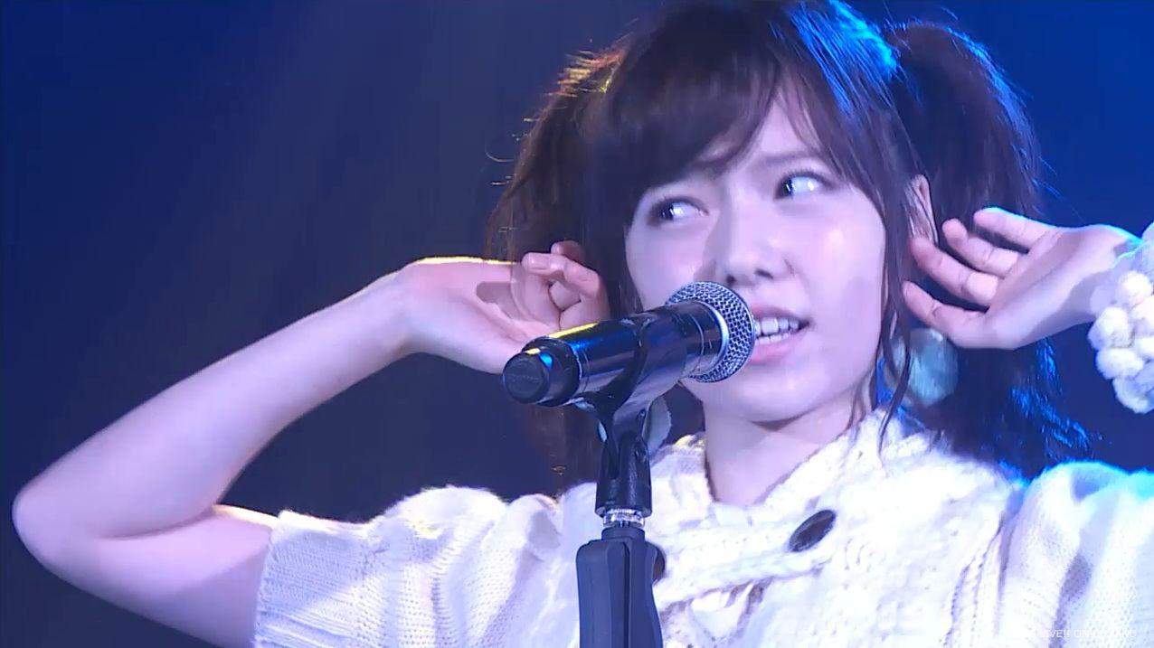 AKB48 チームAツインテール公演  島崎遥香 ハート型ウィルス (28)