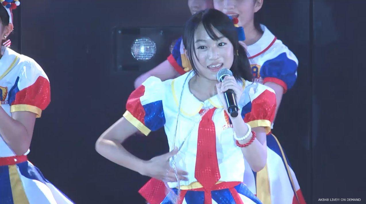 チーム8坂口渚沙 劇場公演デビュー 20140806 (162)