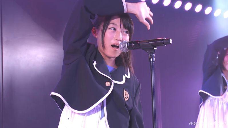 チーム8坂口渚沙 劇場公演デビュー 20140806 (85)