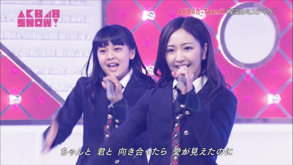 AKB48SHOW チームK 星空のミステイク 20140816 (38)_R