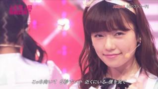 AKB48SHOW 心のプラカード 島崎遥香 20140830 (1)