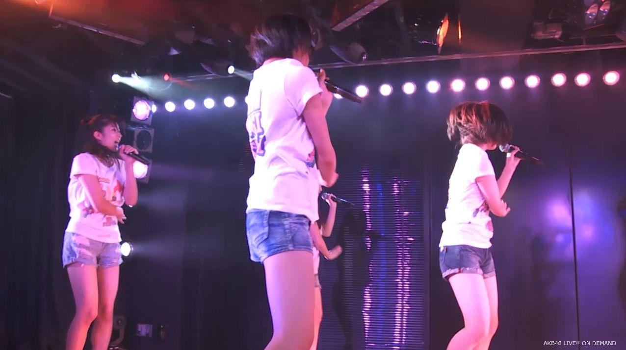 AKB48チーム8 スカートひらり 20140805 (31)