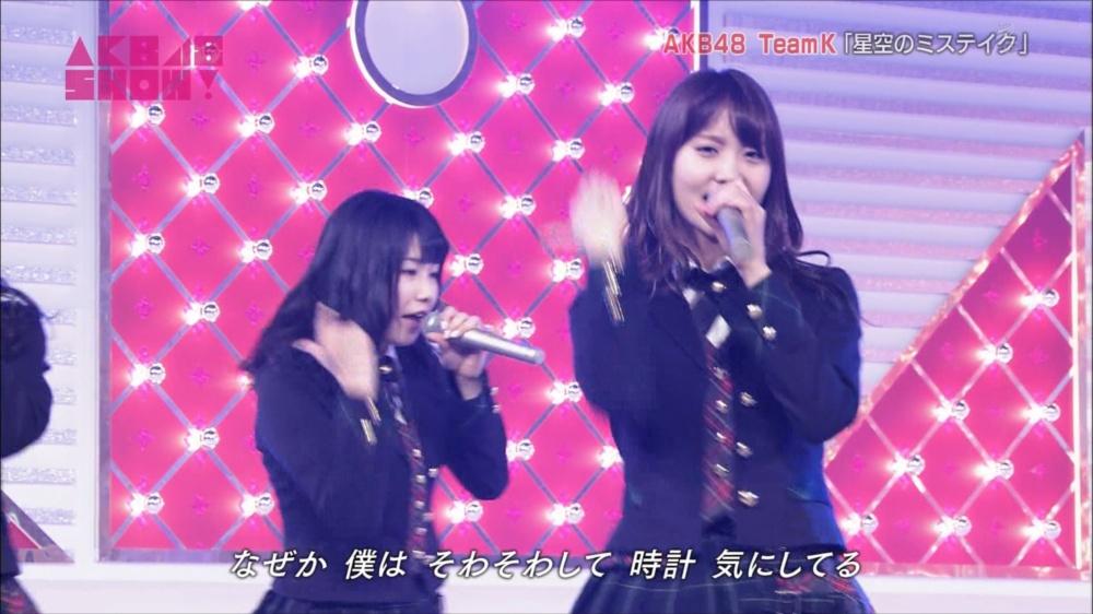 AKB48SHOW チームK 星空のミステイク 20140816 (16)_R