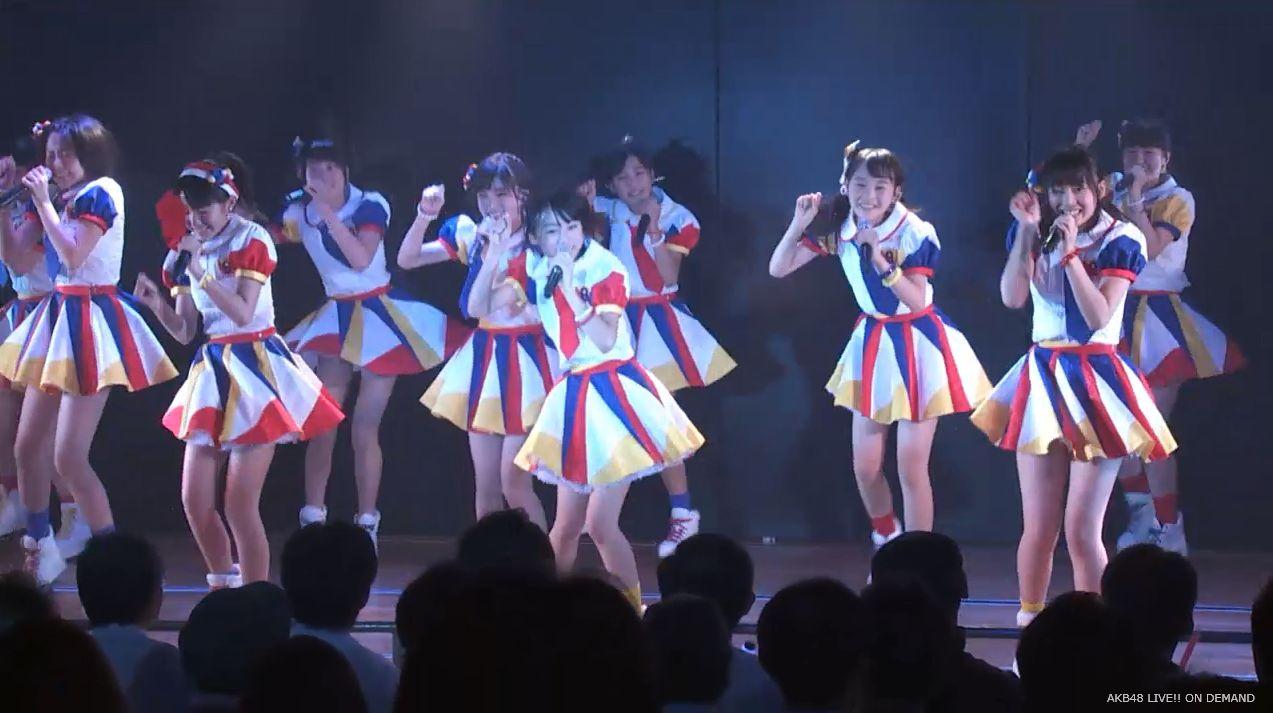 チーム8坂口渚沙 劇場公演デビュー 20140806 (144)
