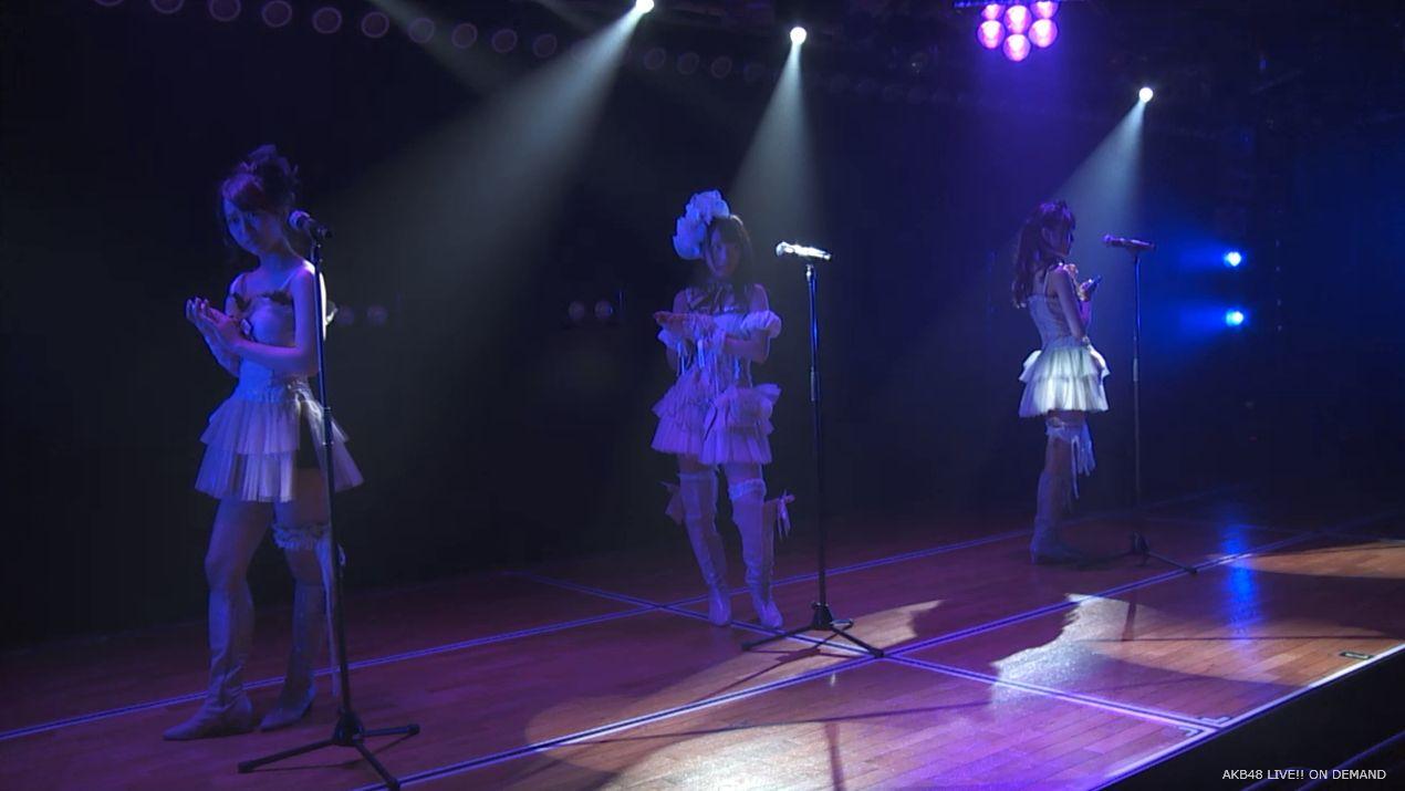 AKB48向井地美音 チーム4公演 残念少女 20140731 (91)