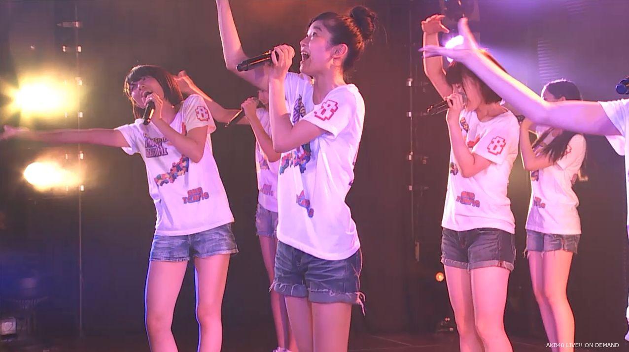 AKB48チーム8 スカートひらり 20140805 (29)