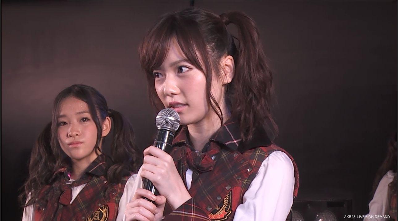 AKB48 チームAツインテール公演  島崎遥香 自己紹介MC (2)