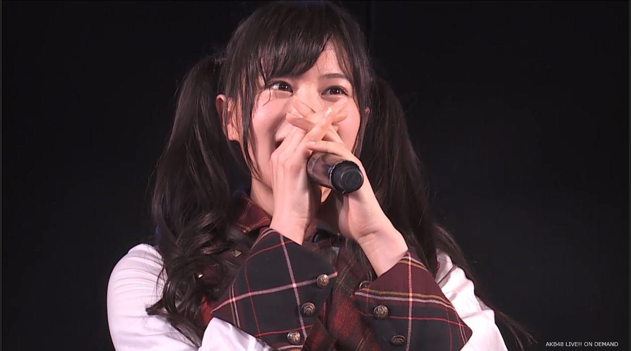 AKB48 チームAツインテール公演 田北香世子 自己紹介&黒い天使 (6)