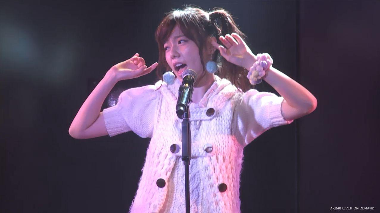 AKB48 チームAツインテール公演  島崎遥香 ハート型ウィルス (20)