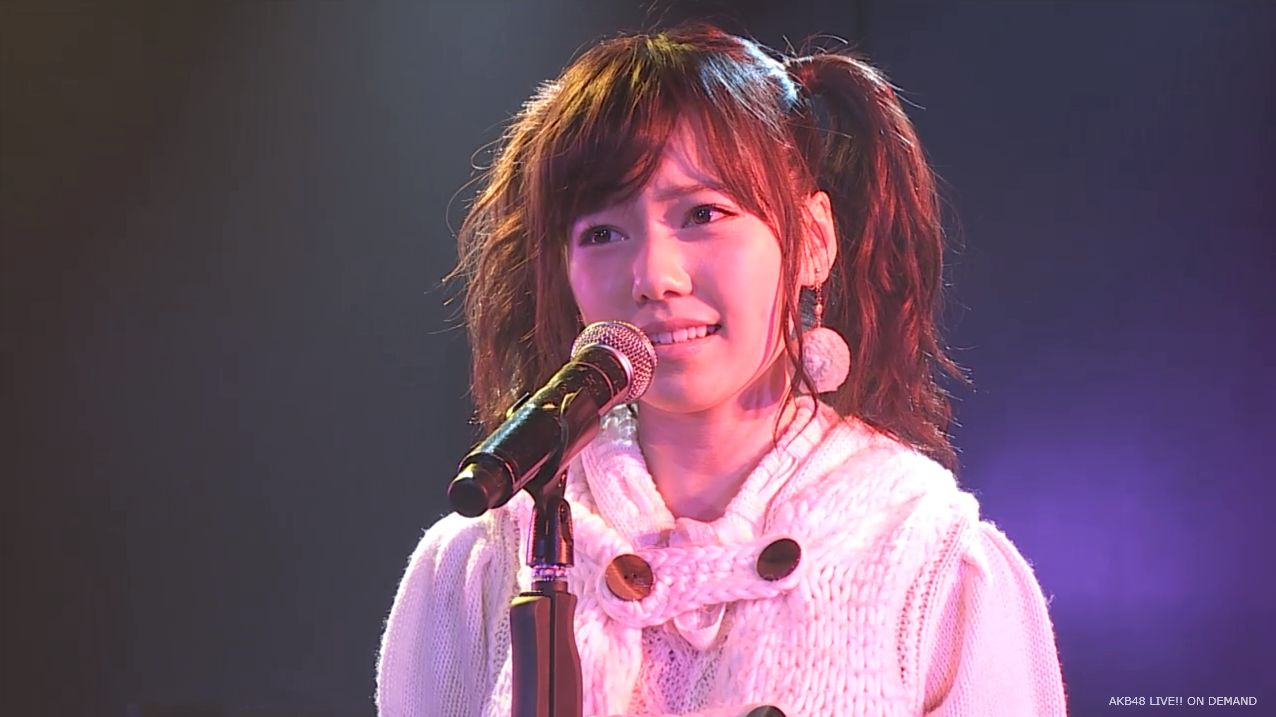 AKB48 チームAツインテール公演  島崎遥香 ハート型ウィルス (8)