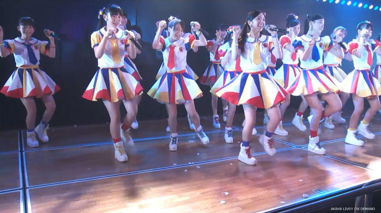 AKB48チーム8 ポニーテールとシュシュ 20140805 (9)