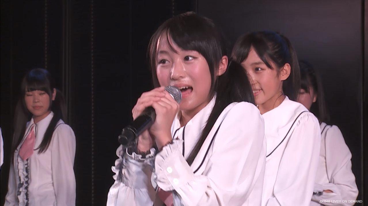 チーム8坂口渚沙 劇場公演デビュー 20140806 (24)