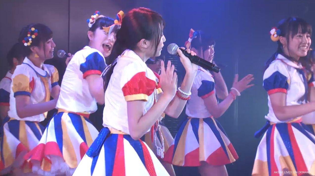 チーム8坂口渚沙 劇場公演デビュー 20140806 (160)