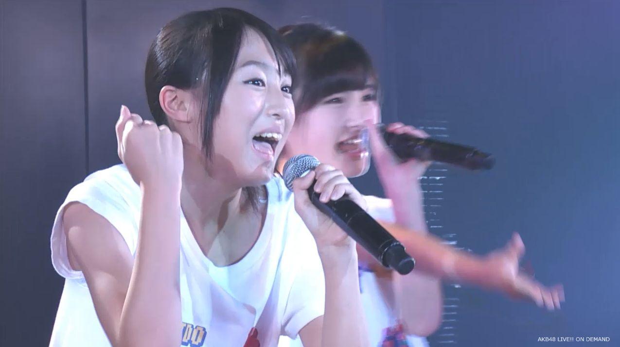 チーム8坂口渚沙 劇場公演デビュー 20140806 (98)