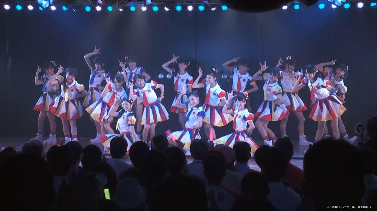 AKB48チーム8 ポニーテールとシュシュ 20140805 (10)