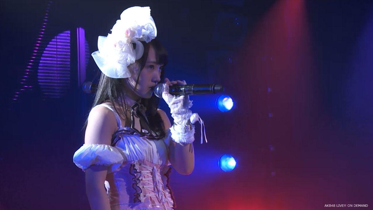 AKB48向井地美音 チーム4公演 残念少女 20140731 (59)