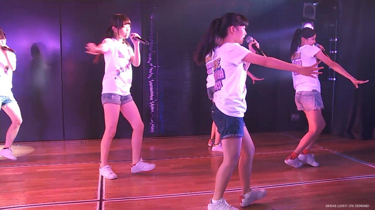 AKB48チーム8 スカートひらり 20140805 (34)