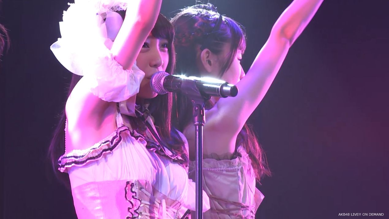 AKB48向井地美音 チーム4公演 残念少女 20140731 (48)