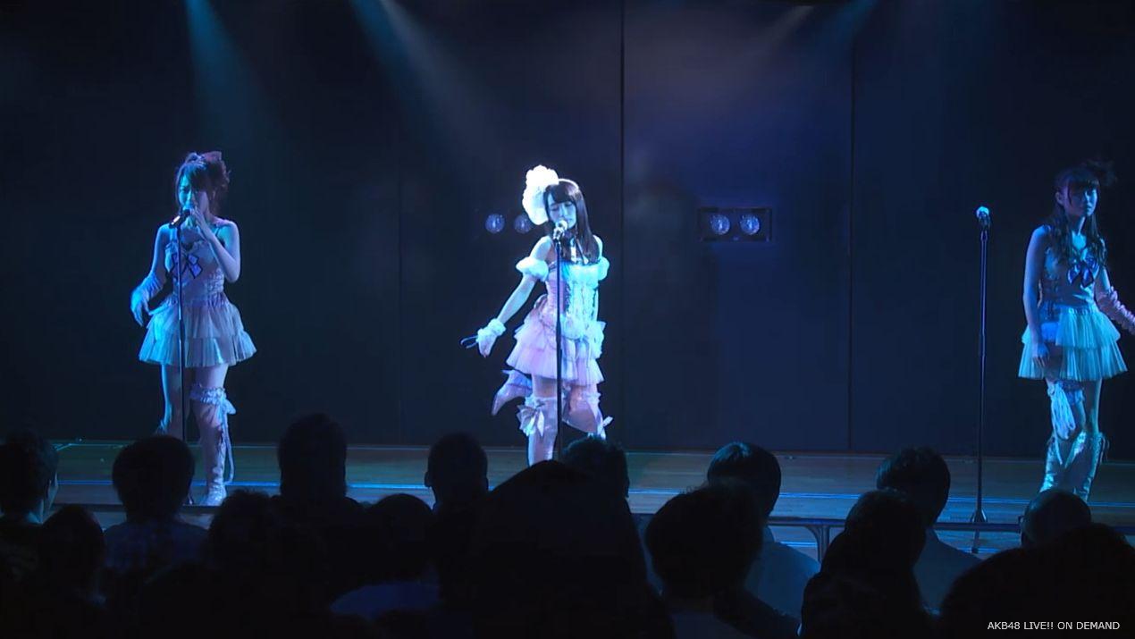 AKB48向井地美音 チーム4公演 残念少女 20140731 (28)