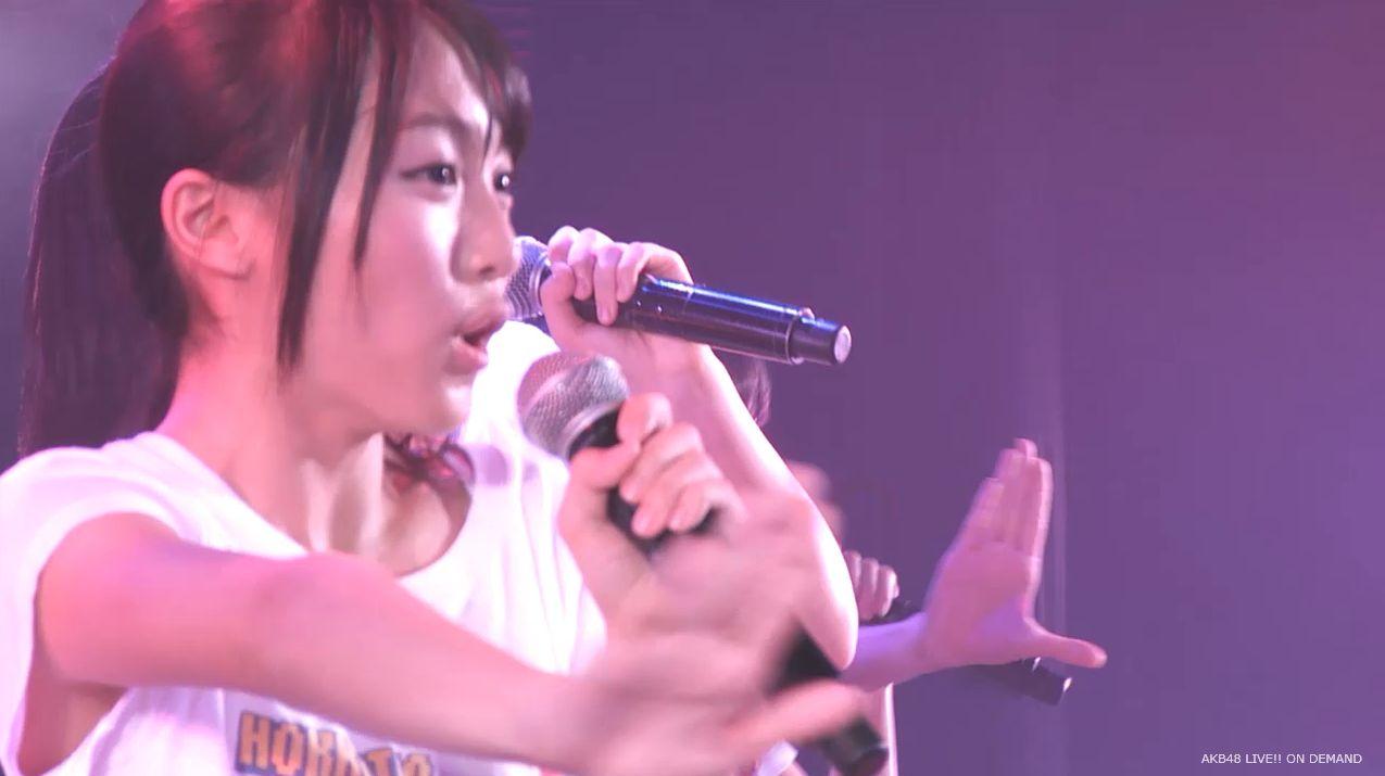 チーム8坂口渚沙 劇場公演デビュー 20140806 (121)
