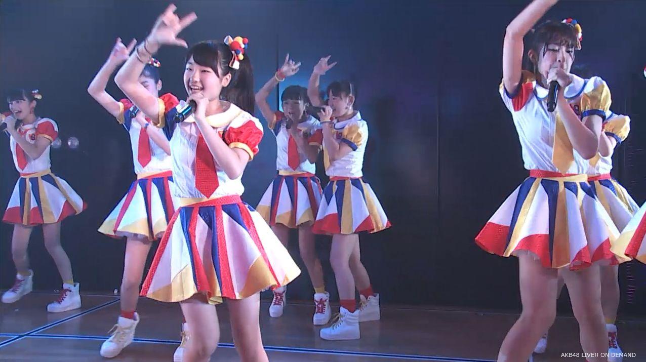 AKB48チーム8 ポニーテールとシュシュ 20140805 (7)