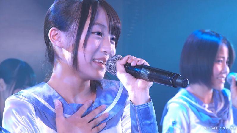 チーム8坂口渚沙 劇場公演デビュー 20140806 (69)