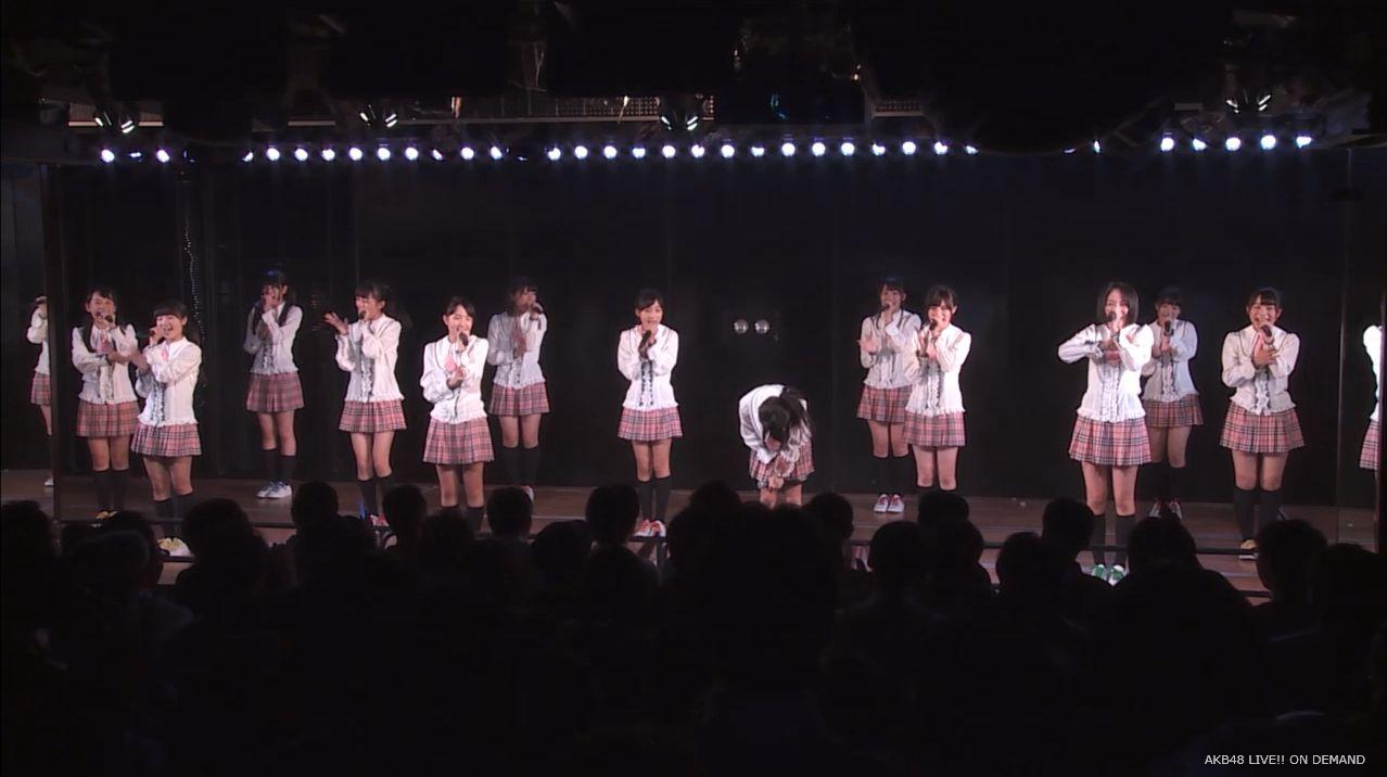 チーム8坂口渚沙 劇場公演デビュー 20140806 (27)