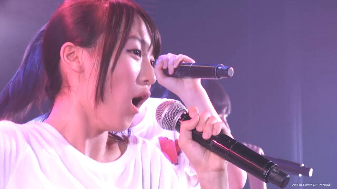 チーム8坂口渚沙 劇場公演デビュー 20140806 (122)