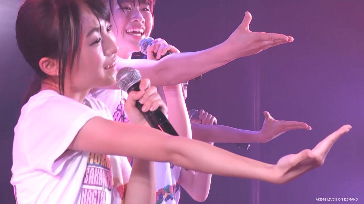チーム8坂口渚沙 劇場公演デビュー 20140806 (120)