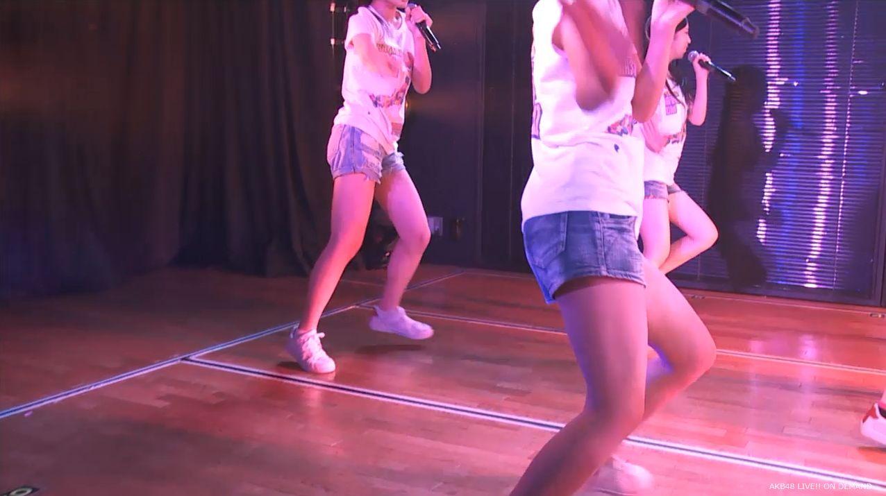 AKB48チーム8 スカートひらり 20140805 (22)