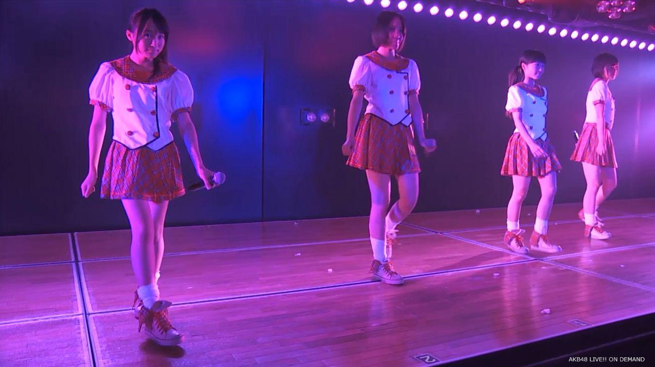 チーム8坂口渚沙 劇場公演デビュー 20140806 (37)