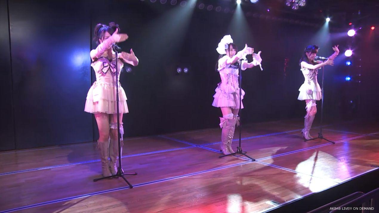 AKB48向井地美音 チーム4公演 残念少女 20140731 (30)