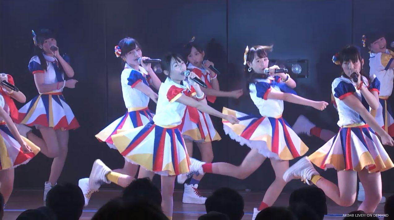 チーム8坂口渚沙 劇場公演デビュー 20140806 (146)