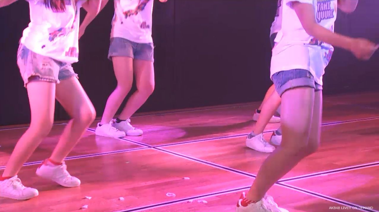 AKB48チーム8 スカートひらり 20140805 (6)