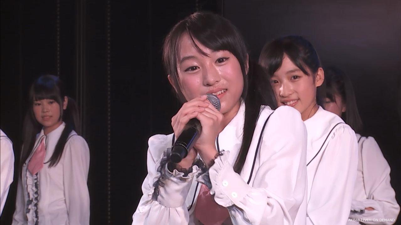 チーム8坂口渚沙 劇場公演デビュー 20140806 (25)