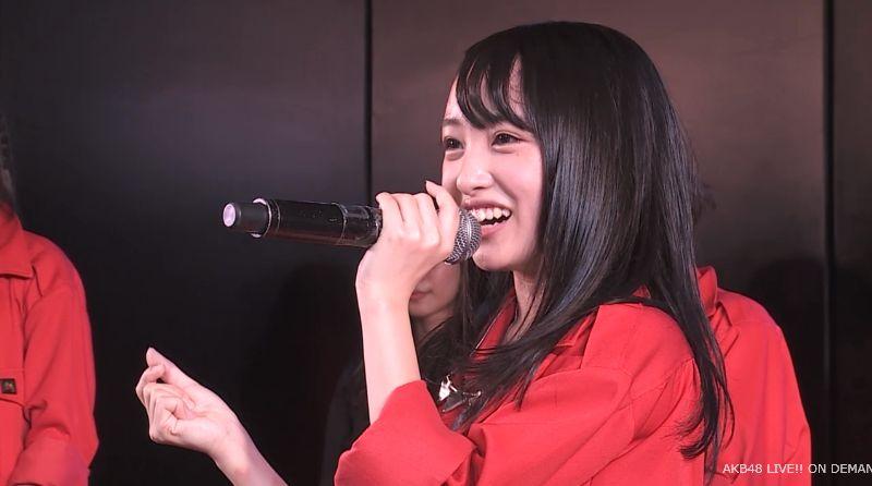 AKB48向井地美音 チーム4公演 自己紹介 20140731 (6)