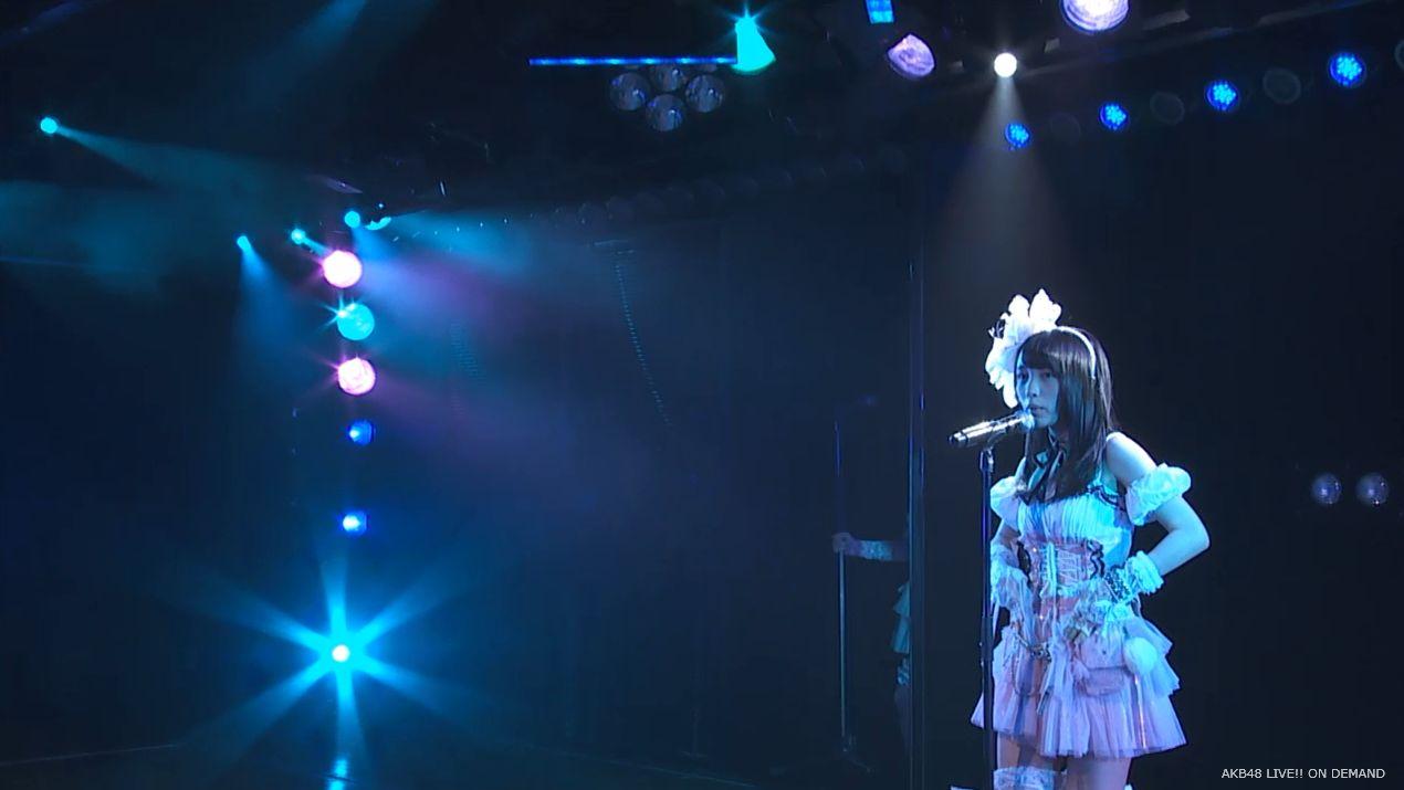 AKB48向井地美音 チーム4公演 残念少女 20140731 (21)