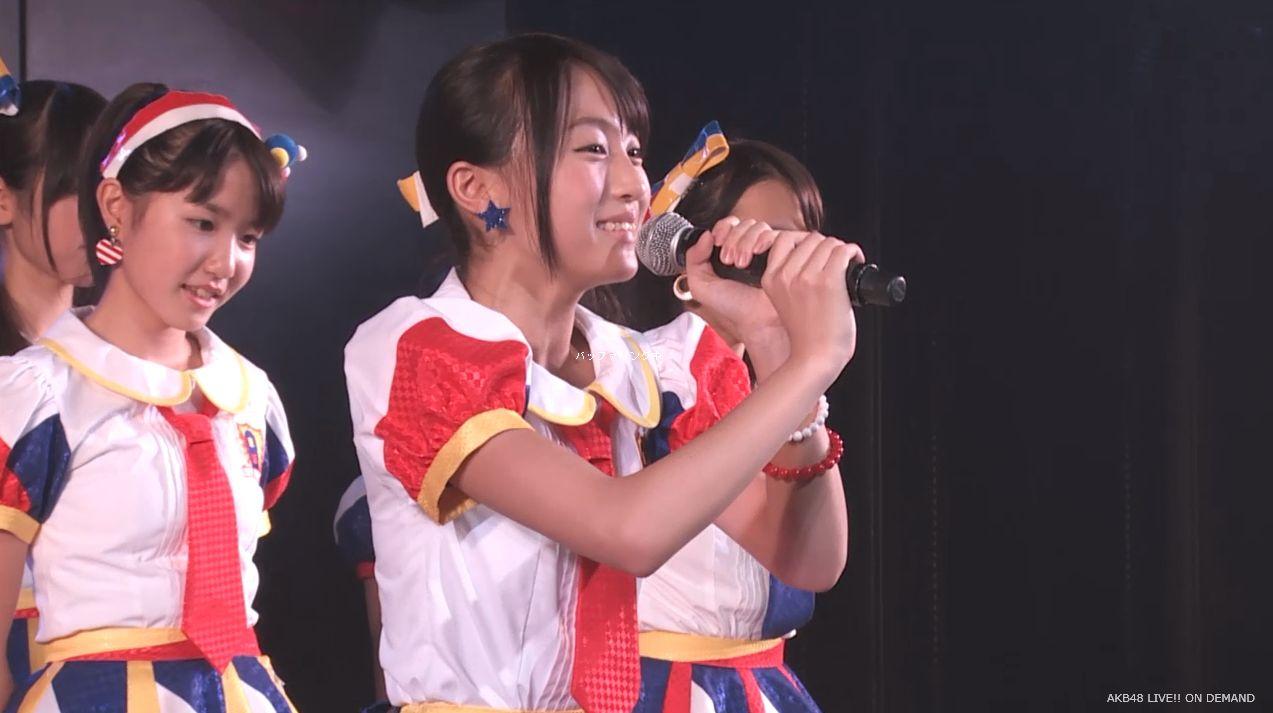 チーム8坂口渚沙 劇場公演デビュー 20140806 (130)