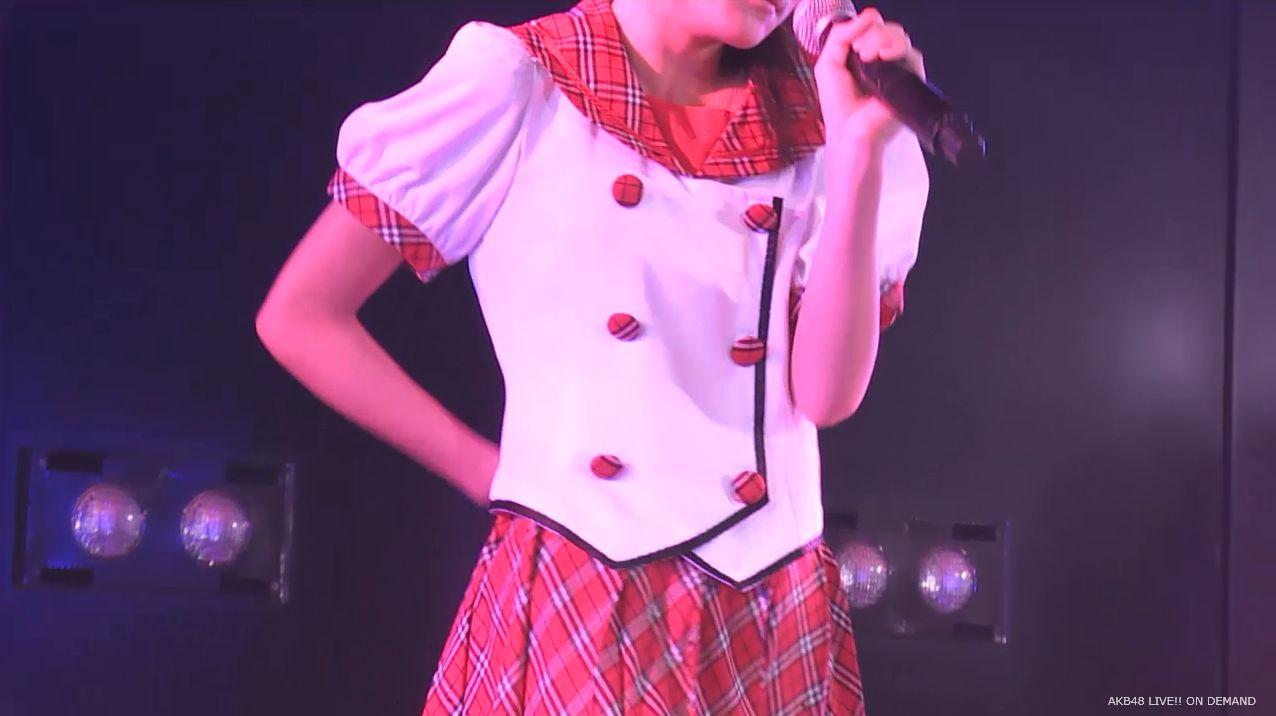 チーム8坂口渚沙 劇場公演デビュー 20140806 (40)
