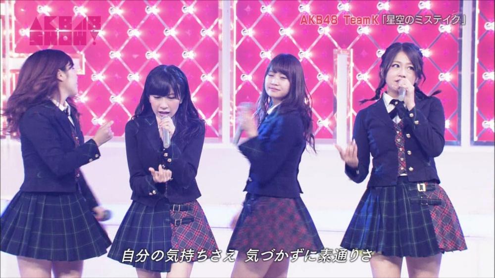 AKB48SHOW チームK 星空のミステイク 20140816 (32)_R