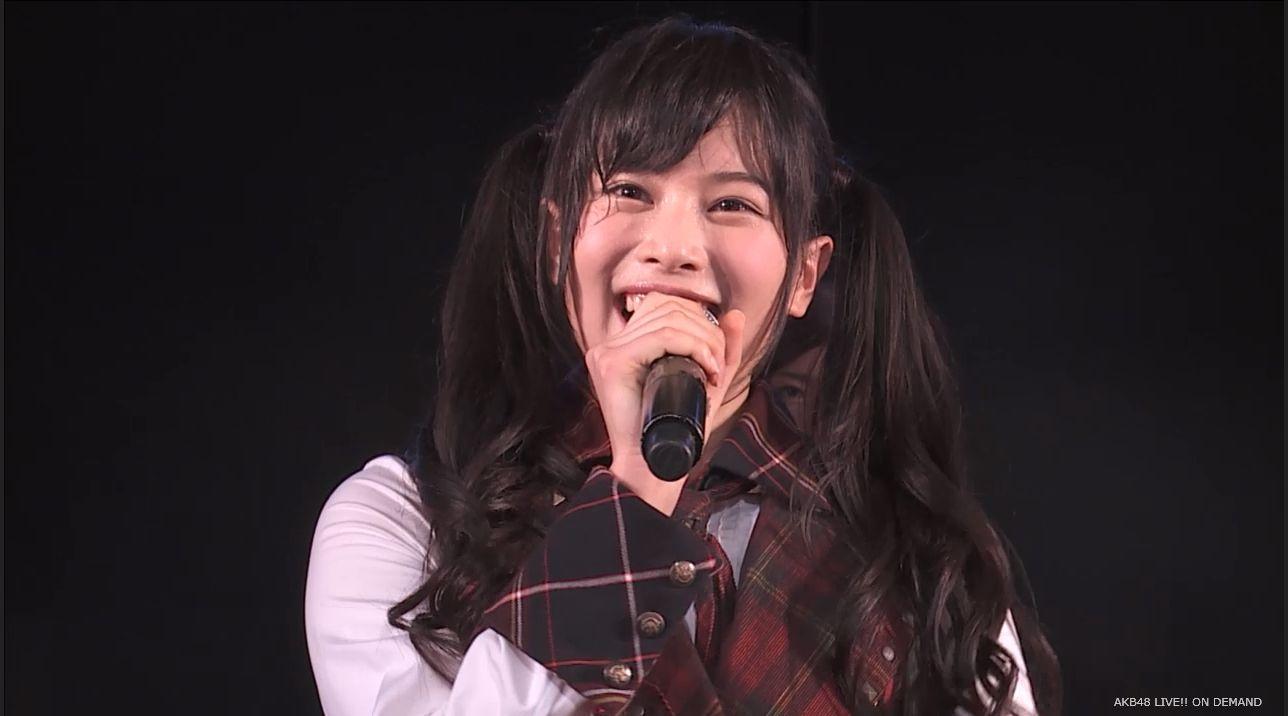 AKB48 チームAツインテール公演 田北香世子 自己紹介&黒い天使 (5)